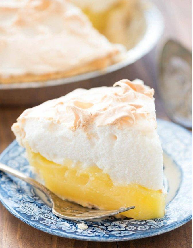 "Watch ""Lemon Meringue Pie Recipe Demonstration – Joyofbaking.com"" on YouTube"