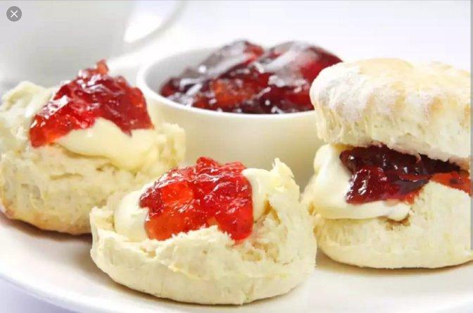 Peach Jam – Strawberry