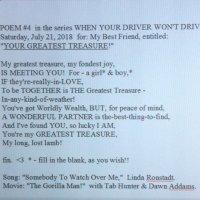 "Watch ""Karaoke Someone To Watch Over Me - Linda Ronstadt *"" on YouTube"