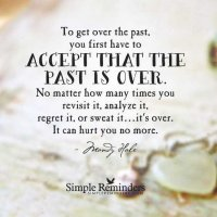 Your past is over, move on💥💥
