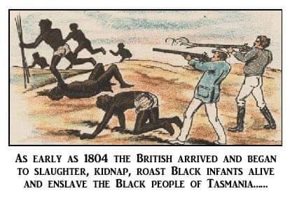 AUSTRALIAN DARK SHAMEFUL HISTORY