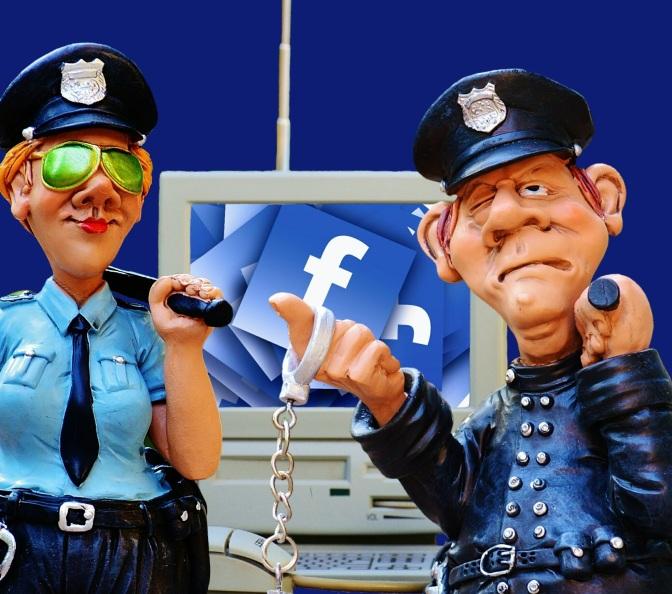 Facebook Jail 😂😁😅😆😓