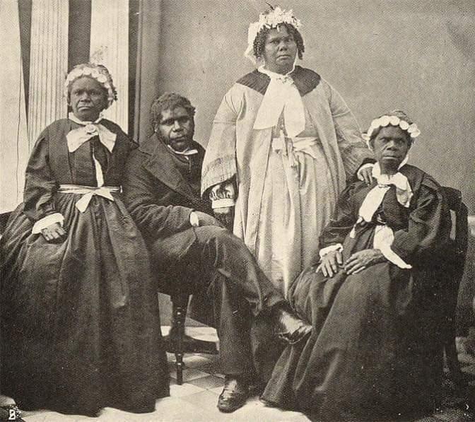Tasmanian Genocide ~ Australia has a Dark History
